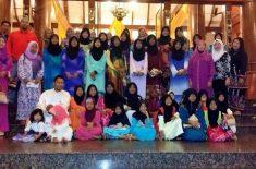 Majlis Berbuka Puasa 2014 Bersama Rumah Lindungan Kasih Tampin