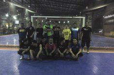 Perlawanan Futsal Persahabatan Rakan KampungChat (#Kampung & #KCFM)