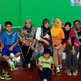 Riadah Sukan Badminton